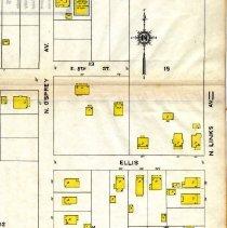 Image of Page 7, Southeast quadrant, Sanborn Fire Insurance Maps Sarasota, Florida