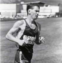 """Image of 1992 Cross Country Running 9 - """"1992, Spring - Mike Murphy"""""""
