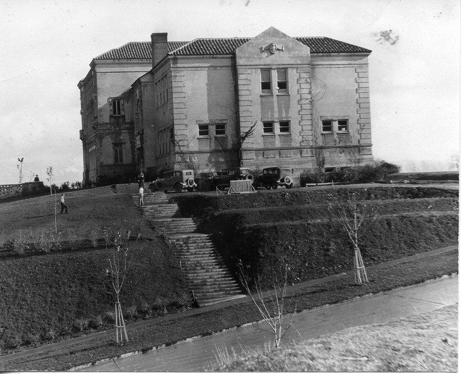 EOU Historical Photos