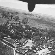 "Image of Aerial, Agricultural Features 3 - ""Strange acgricultural features in West Dutch New Guinea
