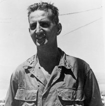 """Image of 503rd Commanding Officer - """"Col George M. Jones - Commanding Officer of the Rock Force - 503rd Airdrome"""""""