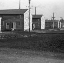"Image of 41st Cantonment, Buildings 3 - ""186th Infantry - 41st Cantonment - North Fort Lewis