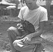 "Image of ""Jocko"" 4 - ""Dick Baxter's pet monkey Jocko"""
