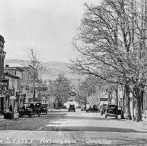 "Image of Arlington, Main Street 1 - ""No. 176 Main Street Arlington Oregon"""