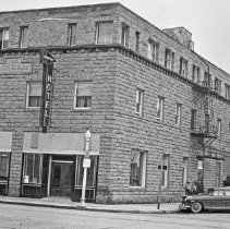 "Image of Burns, Arrowhead Hotel - ""Arrowhead Hotel - Burns, Oregon"""
