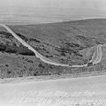 """Image of Cabbage Hill 1 - Commonly called """"Cabbage Hill""""  """"Emigrant Hill, in the Blue Mts, on the Old Oregon Trail, Oregon"""""""