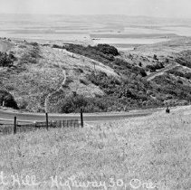 "Image of Cabbage Hill 3 - ""6-128.  Emigrant Hill - Highway 30, Ore.""