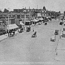 "Image of Baker, Main Street - ""No.__ Main Street looking north Baker, Ore."""