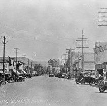 "Image of Wallowa, Main Street - ""No. 17 Main Street Wallowa, Ore."""