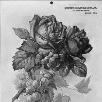 """Image of Calendar, Goodnough Mercantile 1 - """"Compliments of Goodnough Mercantile & Stock Co., Prop. Elgin Milling Co. Elgin, Ore. 1906"""""""