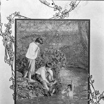 """Image of Calendar, Elgin Hardware Co. 1 - """"Elgin Hardware Co. - J.W. Leighton Prop. - General Hardware, Sporting Goods, Plumbing, Tinning, Elgin, Ore. 1918"""""""