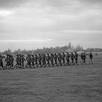 """Image of 41st Division, Pass in Review 9 - """"41st Division - 186th Infantry - Fort Lewis - A Saturday a.m. Parade"""""""