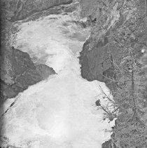 "Image of Wallowa Lake, River 1 - ""College Men's Club Weekend at Wallowa Lake - April 1940"""