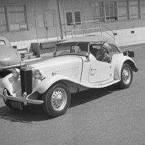 "Image of Automobile, Henry Edwards' MG 1  - ""Henry Edwards' MG about 1952"""