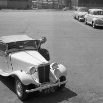 "Image of Automobile, Henry Edwards' MG 2  - ""Henry Edwards' MG about 1952"""