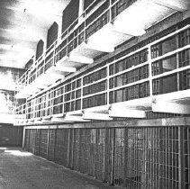 "Image of California, Alcatraz Interior - ""Alcatraz, from a slide"""