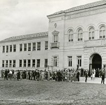 "Image of 1929 Inlow Hall Grand Opening 2 - ""9.  Eastern Oregon Normal School"" - Inlow Hall grand opening."