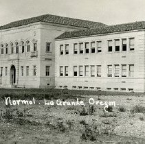 "Image of 1929 Inlow Hall 2 - ""3.  State Normal - La Grande, Oregon"""