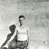 "Image of 1935 Basketball Player 1 - ""Verdell Ragsdale"""