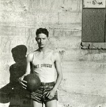 "Image of 1935 Basketball Player 4 - ""Norman Ragsdale"""