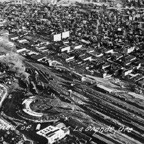 """Image of Aerial, La Grande 2 - """"15.  Aerial view of La Grande, Ore."""""""