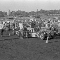 "Image of California, Car Races 3 - ""Laguna Seca Car Races - on Fort Ord Complex - Monterey Grand Prix - 1970+/-"""