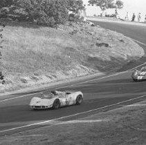 "Image of California, Car Races 7 - ""Laguna Seca Car Races - on Fort Ord Complex - Monterey Grand Prix - 1970+/-"""