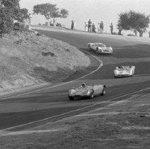 "Image of California, Car Races 8 - ""Laguna Seca Car Races - on Fort Ord Complex - Monterey Grand Prix - 1970+/-"""