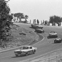 "Image of California, Car Races 9 - ""Laguna Seca Car Races - on Fort Ord Complex - Monterey Grand Prix - 1970+/-"""