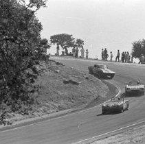 "Image of California, Car Races 11 - ""Laguna Seca Car Races - on Fort Ord Complex - Monterey Grand Prix - 1970+/-"""