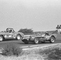 "Image of California, Car Races 13 - ""Laguna Seca Car Races - on Fort Ord Complex - Monterey Grand Prix - 1970+/-"""