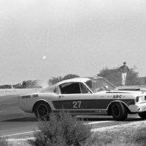 "Image of California, Car Races 14 - ""Laguna Seca Car Races - on Fort Ord Complex - Monterey Grand Prix - 1970+/-"""