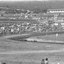 "Image of California, Car Races 15 - ""Laguna Seca Car Races - on Fort Ord Complex - Monterey Grand Prix - 1970+/-"""
