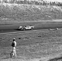 "Image of California, Car Races 16 - ""Laguna Seca Car Races - on Fort Ord Complex - Monterey Grand Prix - 1970+/-"""