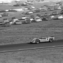 "Image of California, Car Races 17 - ""Laguna Seca Car Races - on Fort Ord Complex - Monterey Grand Prix - 1970+/-"""