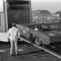 "Image of California, Car Races 18 - ""Laguna Seca Car Races - on Fort Ord Complex - Monterey Grand Prix - 1970+/-"""
