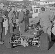 "Image of California, Car Races 19 - ""Laguna Seca Car Races - on Fort Ord Complex - Monterey Grand Prix - 1970+/-"""