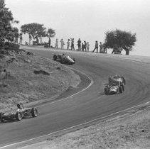 "Image of California, Car Races 22 - ""Laguna Seca Car Races - on Fort Ord Complex - Monterey Grand Prix - 1970+/-"""