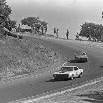 "Image of California, Car Races 23 - ""Laguna Seca Car Races - on Fort Ord Complex - Monterey Grand Prix - 1970+/-"""