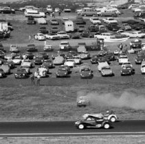 "Image of California, Car Races 25 - ""Laguna Seca Car Races - on Fort Ord Complex - Monterey Grand Prix - 1970+/-"""