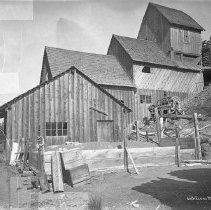 """Image of Baker, La Bellevue Mill - """"Baker [County] area mines - La Bellview [Bellevue] Mill"""""""