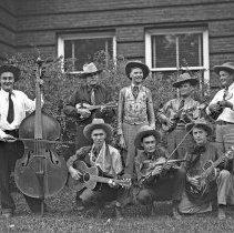 """Image of Wranglers Band 1 - """"9/27/31 - Wranglers Band"""""""