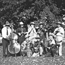 """Image of Wranglers Band 2 - """"9/27/31 - Wranglers Band"""""""