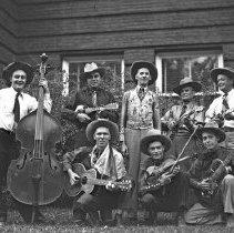 """Image of Wranglers Band 3 - """"9/27/31 - Wranglers Band"""""""