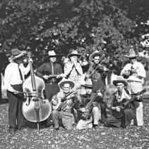 """Image of Wranglers Band 4 - """"9/27/31 - Wranglers Band"""""""