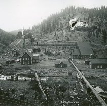 "Image of Baker, Red Boy Mill - ""Red Boy Mines and Mill - circa 1901-1903"""
