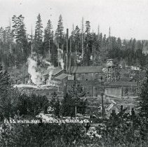 "Image of Baker, White Pine Mill - ""No. 52 White Pine Mill near Baker, Ore."""