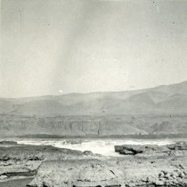 "Image of Columbia River, Celilo Falls 2 - ""Celilo Falls on the Columbia River - 1922"""
