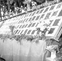 "Image of Cove, Cherry Fair Display 14 - ""Cherry Fair cherry display - circa 1912 - Cove, Oregon."