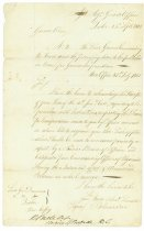 Image of Letter - 992.5.027